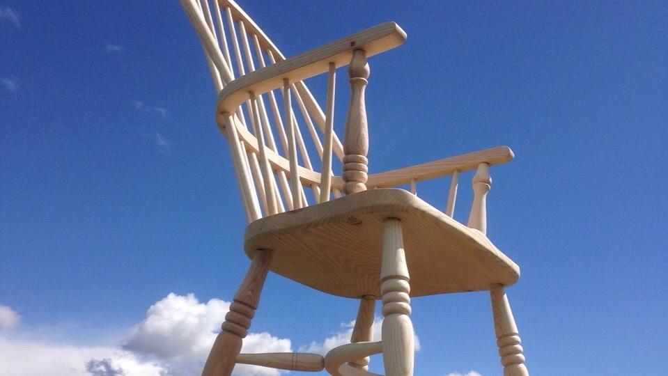 Chair | Janie Morris