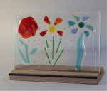 Fused Glass work | Janie Morris