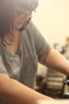 Janie at Work | Janie Morris